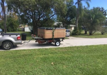 Transporting Hot Tub / Jacuzzi